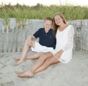 New Jersey Beach Portrait Photographers
