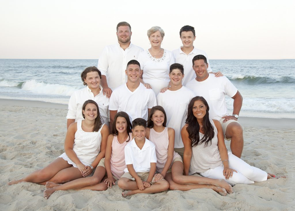 New Jersey Beach Portrait Photographer NJ