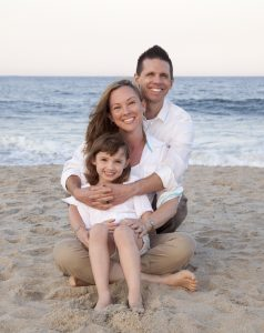 Beach Portrait Photographer New Jersey