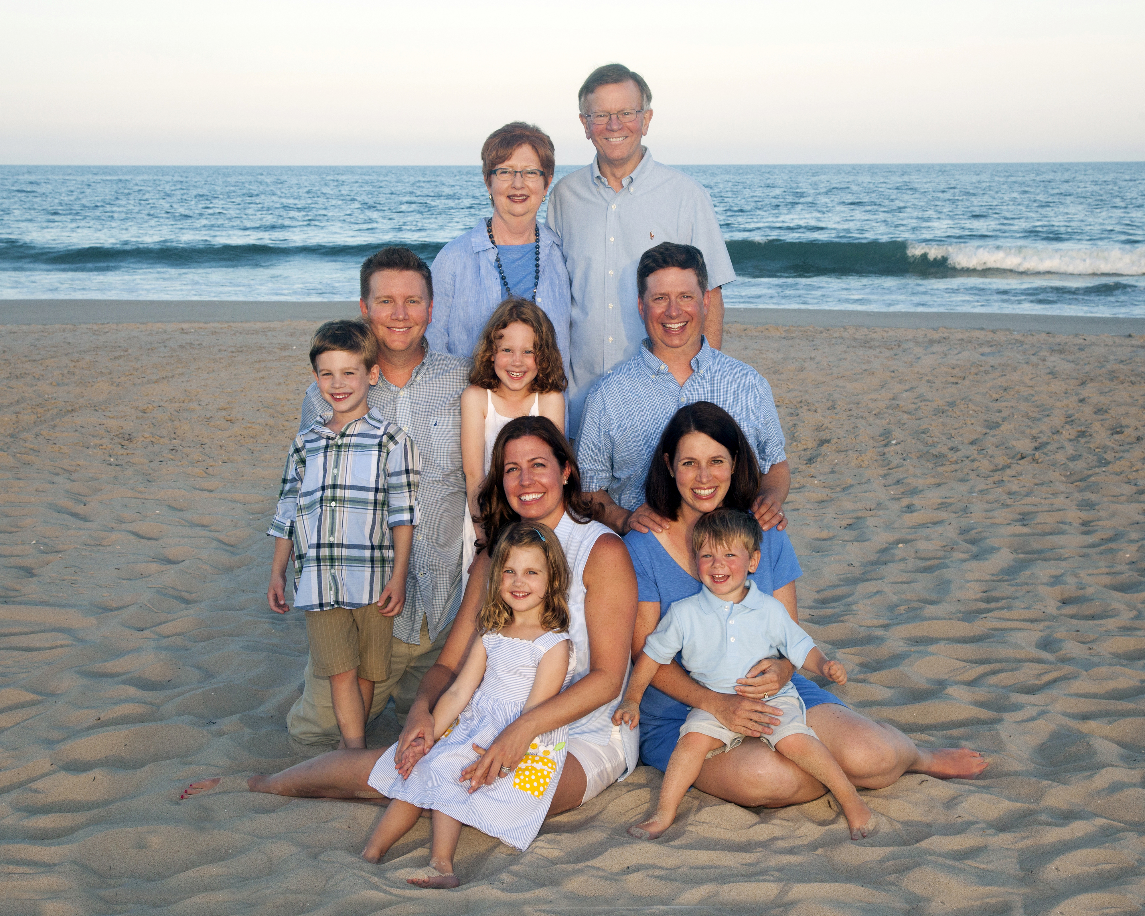 Family Beach Photography Sea Girt